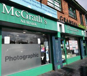 McGraths GR 400 x 350